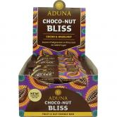 Aduna Choco-Nut Bliss Energy Rohkost-Riegel, 40 g, 16er Box