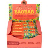 Aduna Baobab Raw Energy Rohkost-Riegel, 45 g, 16er Box