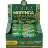 Aduna Moringa Raw Energy Rohkost-Riegel, 45 g, 16er Box