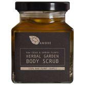 Ambre Herbal Garden Körperpeeling, 200 ml