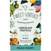 Sweet Virtues Schokoladentrüffel Maqui-Beere, 115 g