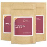 Bio Camu Camu Pulver, 100 g, 3er Pack