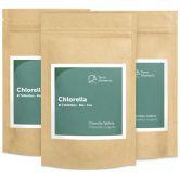 Bio Chlorella Tabletten (500 mg, 240 St), 3er Pack