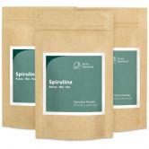 Bio Spirulina Pulver, 125 g, 3er Pack