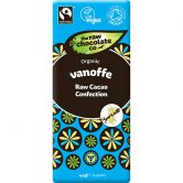 The Raw Chocolate Co. Rohkost-Schokolade Vanoffe, 44 g