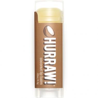 Hurraw! Lippenbalsam Kokos, 4,3 g
