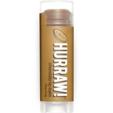 Hurraw! Lippenbalsam Schokolade, 4,3 g