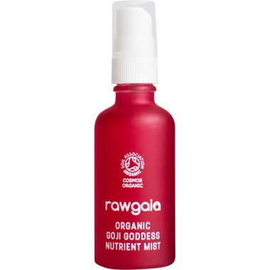 Raw Gaia Goji Goddess Nutrient Spray, 50 ml