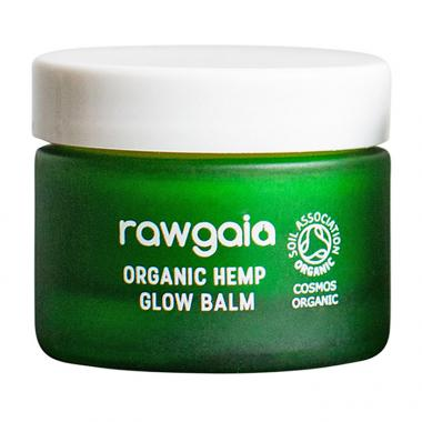 Raw Gaia Hemp Glow Balsam, 30 ml
