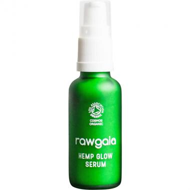 Raw Gaia Hemp Glow Serum, 30 ml