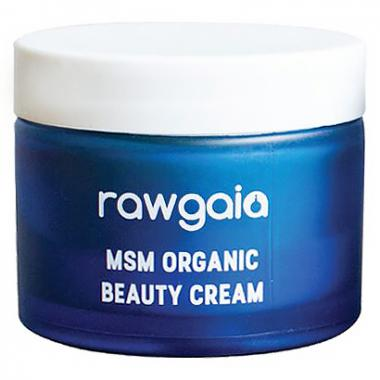 Raw Gaia MSM Beauty Creme, 50 ml