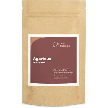 Agaricus Pulver, 100 g