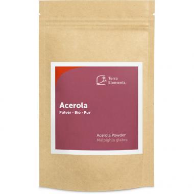Bio Acerola Pulver, 100 g