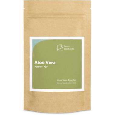 Aloe Vera Pulver, 100 g