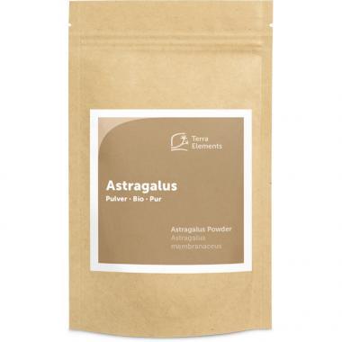Bio Astragalus Pulver, 100 g