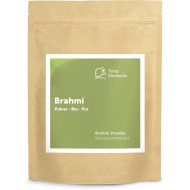 Bio Brahmi Pulver, 500 g