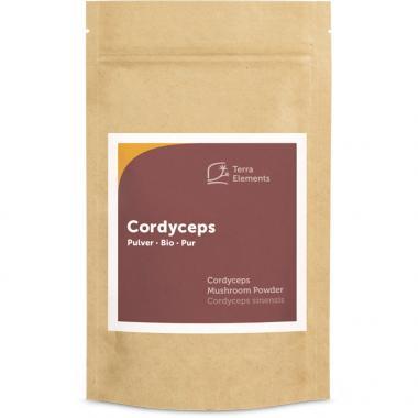 Bio Cordyceps Pulver, 100 g
