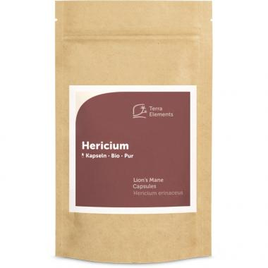 Bio Hericium Kapseln (400 mg, 150 St)