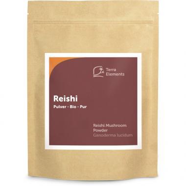 Bio Reishi Pulver, 500 g