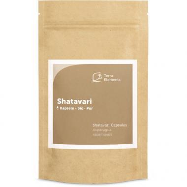 Bio Shatavari Kapseln (400 mg, 150 St)