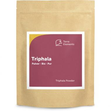 Bio Triphala Pulver, 500 g