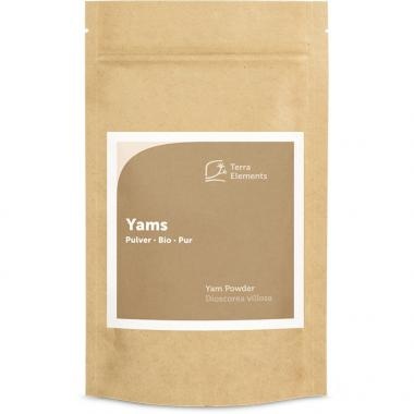 Bio Yams Pulver, 100 g