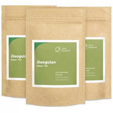 Jiaogulan Pulver, 100 g, 3er Pack