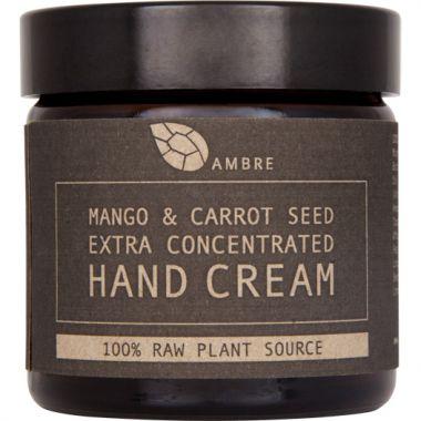 Ambre Mango & Carrot Seed Handcreme, 60 ml
