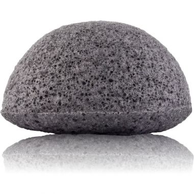 The Konjac Sponge Co. Bamboo Charcoal Konjac Sponge Puff