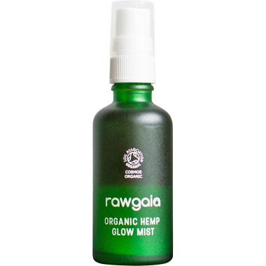 Raw Gaia Hemp Glow Spray, 50 ml