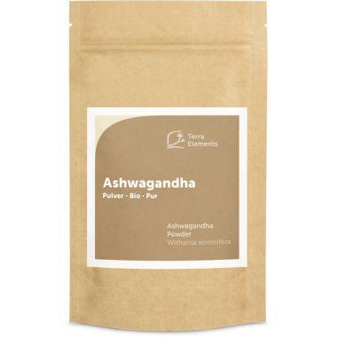 Bio Ashwagandha Pulver, 100 g