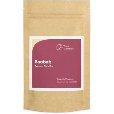 Bio Baobab Pulver, 100 g