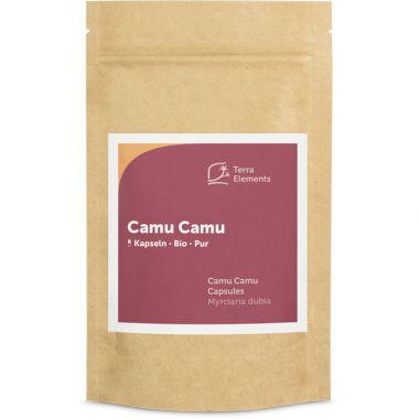 Bio Camu Camu Kapseln (400 mg, 150 St)