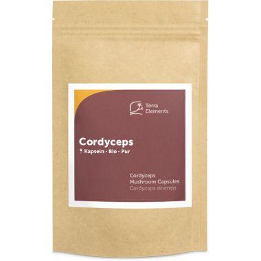 Bio Cordyceps Kapseln (400 mg, 150 St)