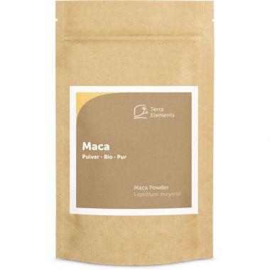 Bio Maca Pulver, 125 g
