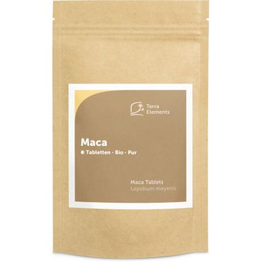 Bio Maca Tabletten (500 mg, 240 St)