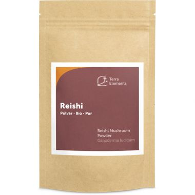 Bio Reishi Pulver, 100 g