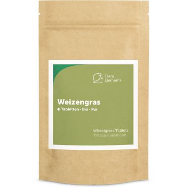 Bio Weizengras Tabletten (500 mg, 240 St)