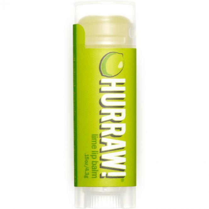 Hurraw! Lippenbalsam Limette, 4,3 g