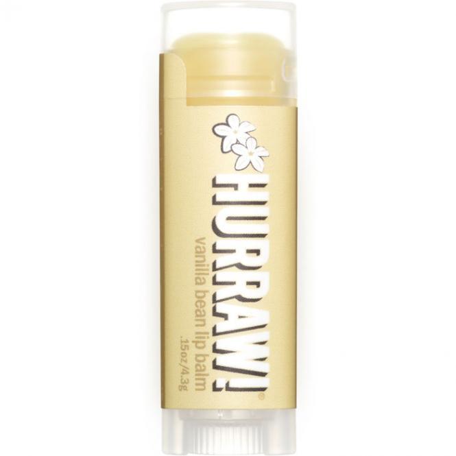 Hurraw! Lippenbalsam Vanillebohne, 4,3 g