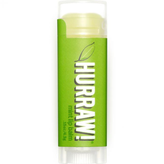 Hurraw! Lippenbalsam Minze, 4,3 g