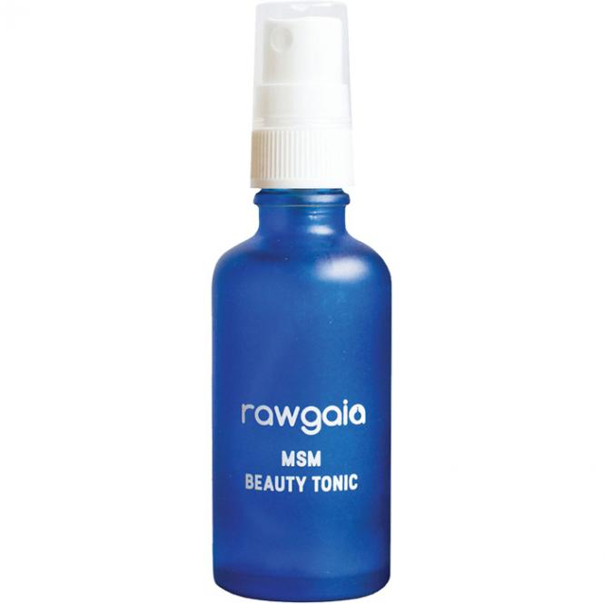 Raw Gaia MSM Beauty Toner, 50 ml