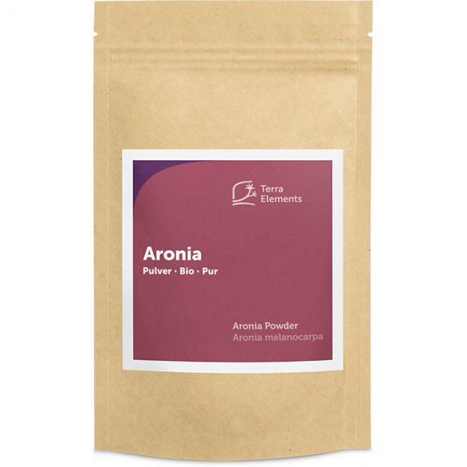 Bio Aronia Pulver, 100 g