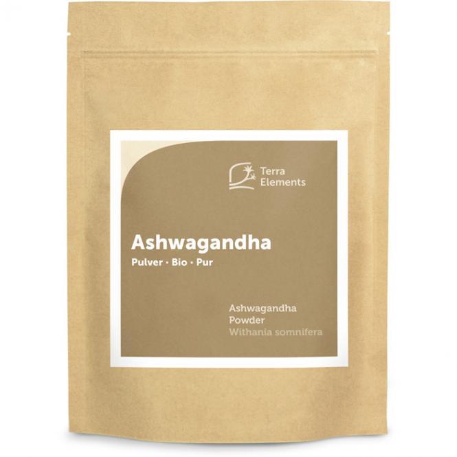 Bio Ashwagandha Pulver, 500 g