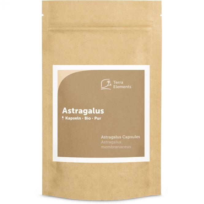 Bio Astragalus Kapseln (400 mg, 150 St)