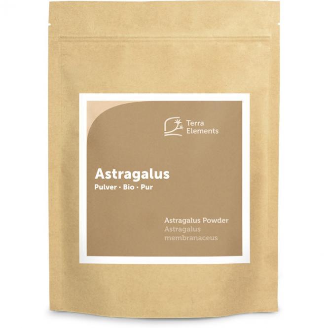 Bio Astragalus Pulver, 500 g