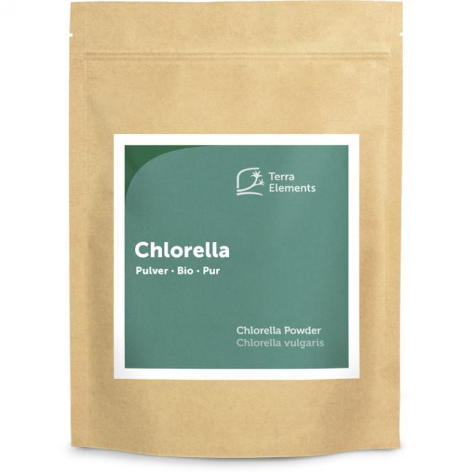Bio Chlorella Pulver, 500 g