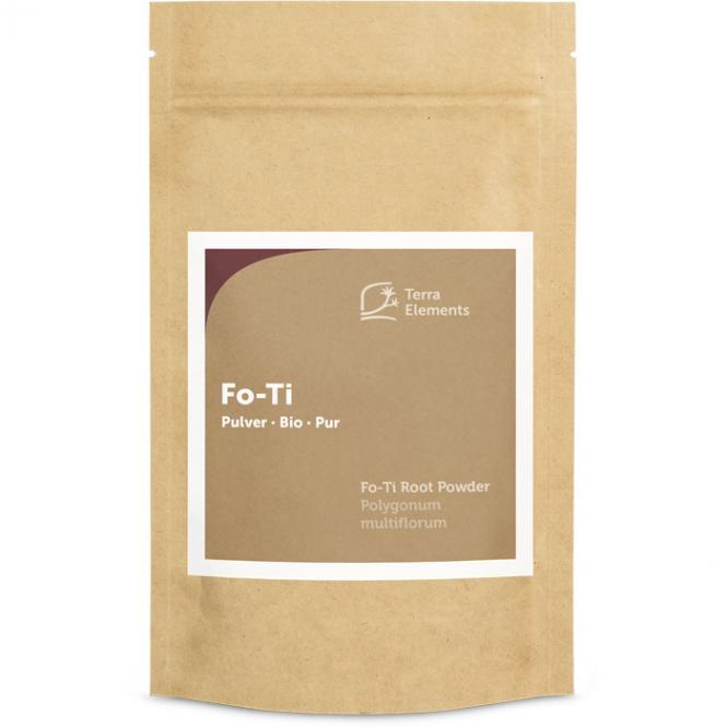 Bio Fo-Ti Pulver, 100 g