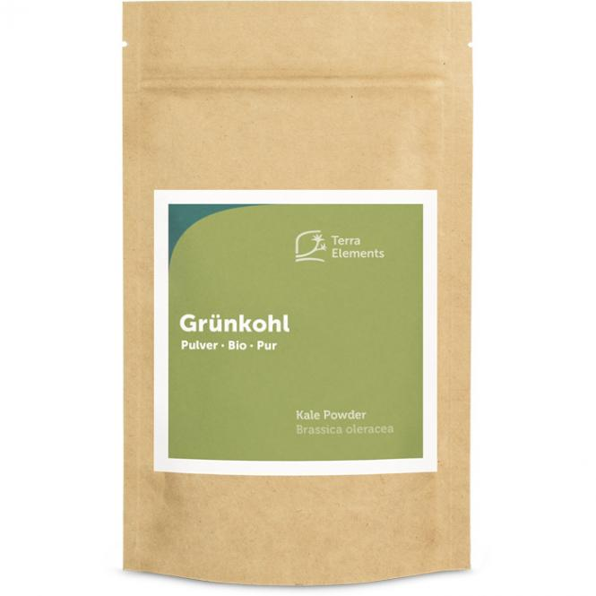 Bio Grünkohl Pulver, 125 g