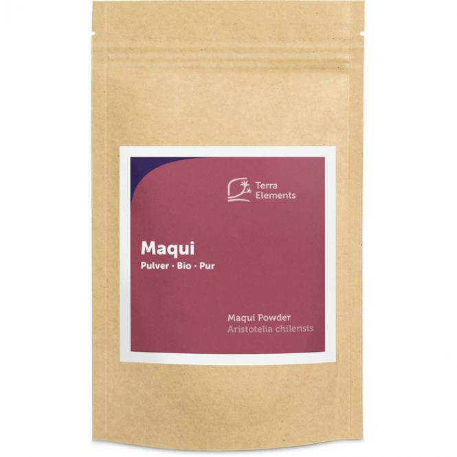 Bio Maqui Pulver, 100 g